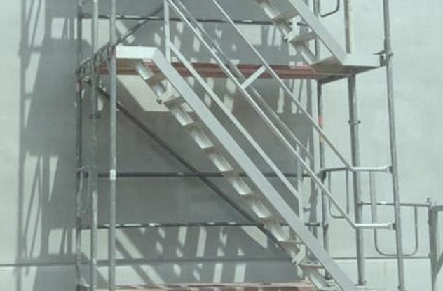 schody tymczasowe wynajem